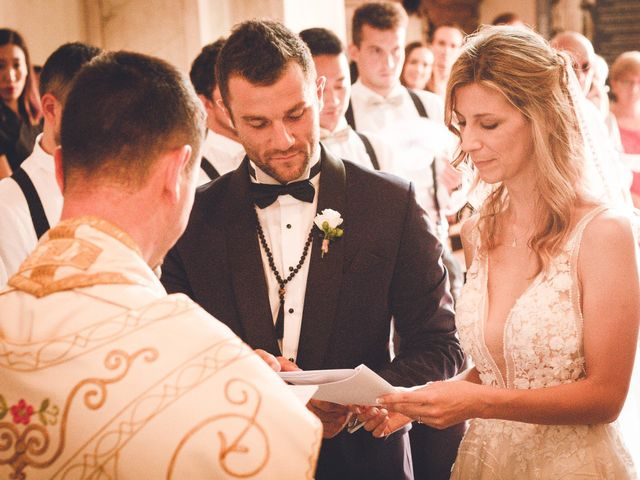 Il matrimonio di Davide e Christine a Sinalunga, Siena 8