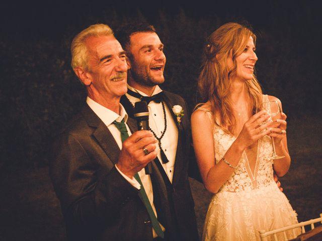 Il matrimonio di Davide e Christine a Sinalunga, Siena 16