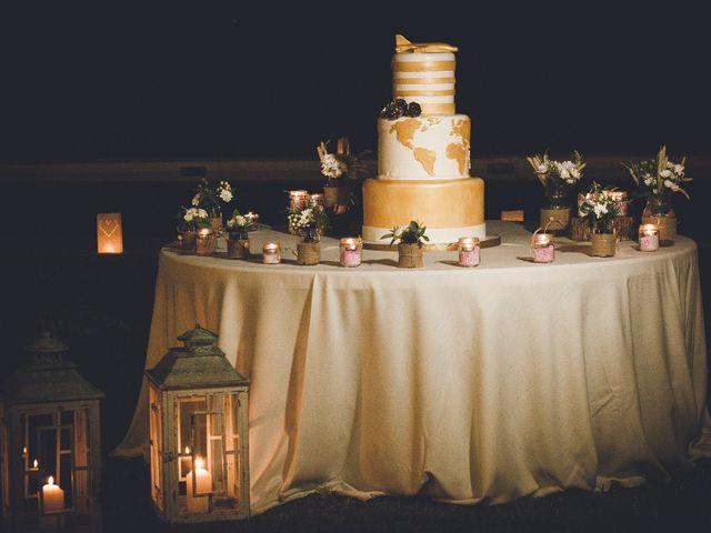 Il matrimonio di Davide e Christine a Sinalunga, Siena 20