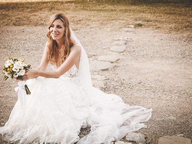 Il matrimonio di Davide e Christine a Sinalunga, Siena 30