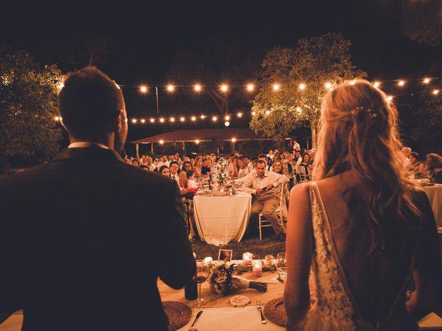 Il matrimonio di Davide e Christine a Sinalunga, Siena 37