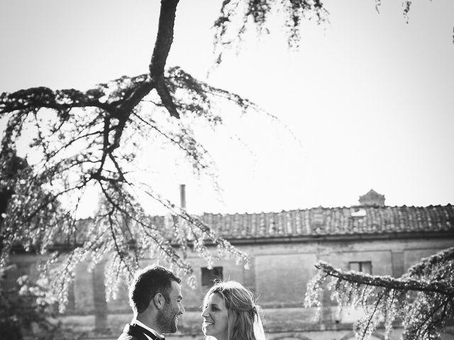 Il matrimonio di Davide e Christine a Sinalunga, Siena 33