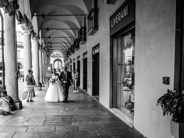 Il matrimonio di Carmine e Francesca a Ravenna, Ravenna 26