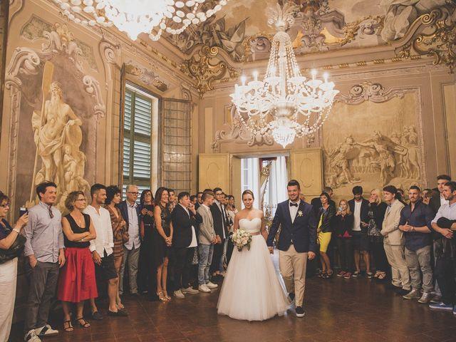 Il matrimonio di Carmine e Francesca a Ravenna, Ravenna 30