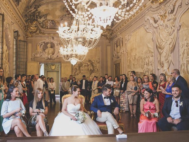 Il matrimonio di Carmine e Francesca a Ravenna, Ravenna 31