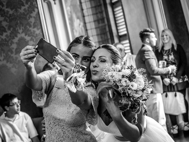 Il matrimonio di Carmine e Francesca a Ravenna, Ravenna 50