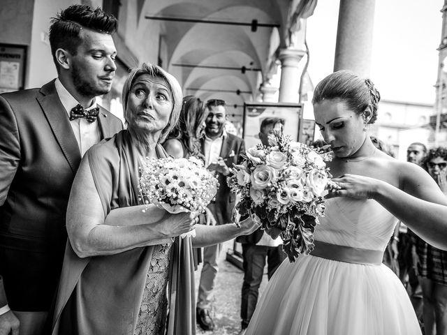 Il matrimonio di Carmine e Francesca a Ravenna, Ravenna 55