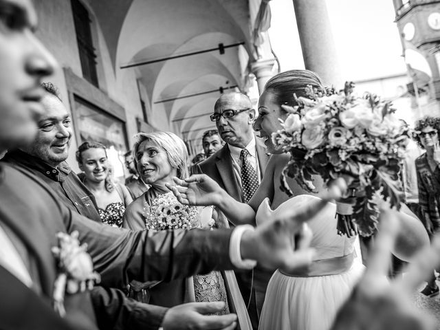 Il matrimonio di Carmine e Francesca a Ravenna, Ravenna 56