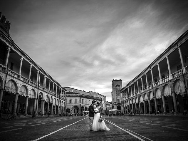 Il matrimonio di Carmine e Francesca a Ravenna, Ravenna 57