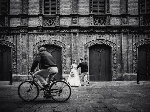 Il matrimonio di Carmine e Francesca a Ravenna, Ravenna 1