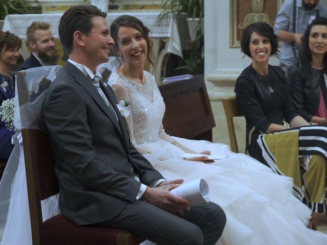 Il matrimonio di Martina e Jhonatan a Rivoli Veronese, Verona 4