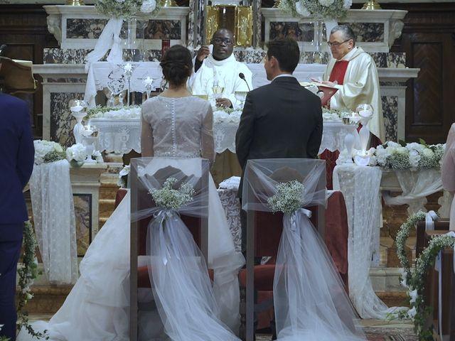 Il matrimonio di Martina e Jhonatan a Rivoli Veronese, Verona 7