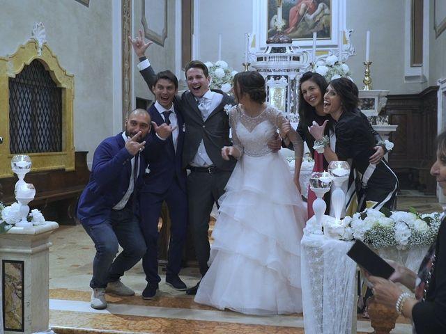 Il matrimonio di Martina e Jhonatan a Rivoli Veronese, Verona 8