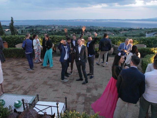 Il matrimonio di Martina e Jhonatan a Rivoli Veronese, Verona 11