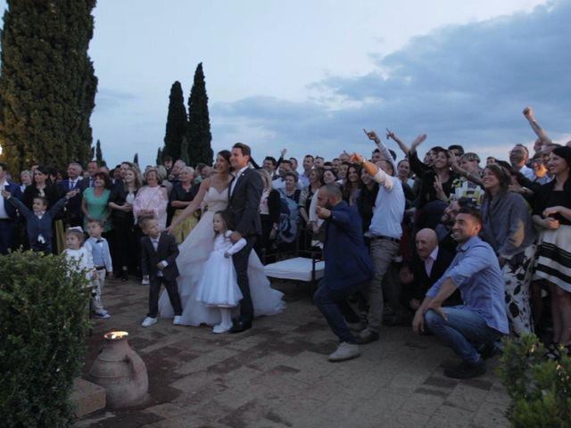 Il matrimonio di Martina e Jhonatan a Rivoli Veronese, Verona 12