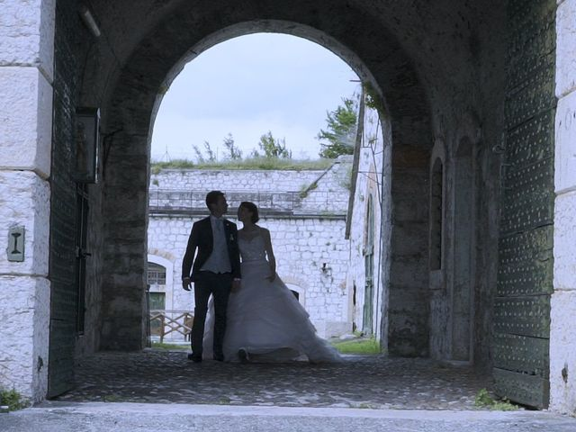 Il matrimonio di Martina e Jhonatan a Rivoli Veronese, Verona 17