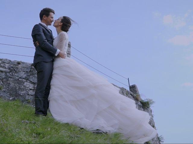 Il matrimonio di Martina e Jhonatan a Rivoli Veronese, Verona 19