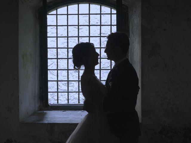 Il matrimonio di Martina e Jhonatan a Rivoli Veronese, Verona 20
