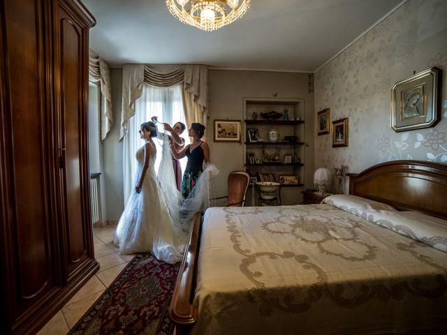 Il matrimonio di Andrea e Rosa Maria a Asti, Asti 17