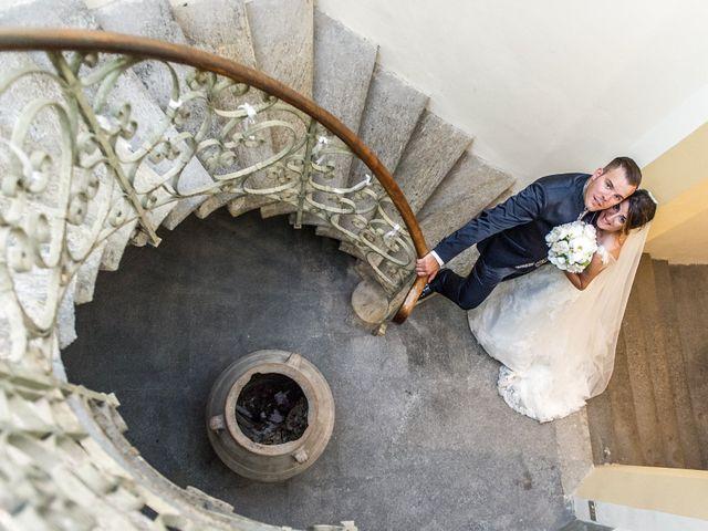 Il matrimonio di Andrea e Rosa Maria a Asti, Asti 21