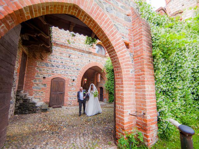 Il matrimonio di Angelo e Barbara a Pavone Canavese, Torino 9