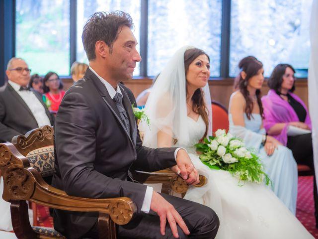 Il matrimonio di Angelo e Barbara a Pavone Canavese, Torino 12