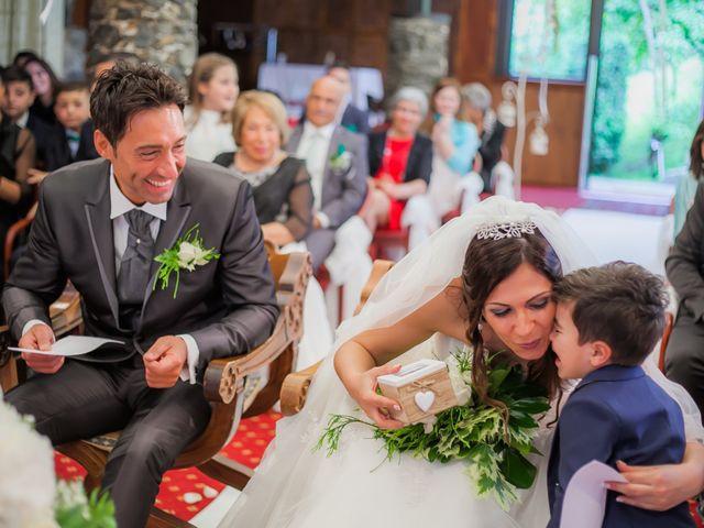 Il matrimonio di Angelo e Barbara a Pavone Canavese, Torino 13