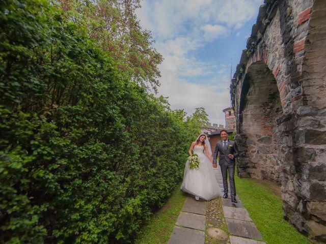 Il matrimonio di Angelo e Barbara a Pavone Canavese, Torino 17