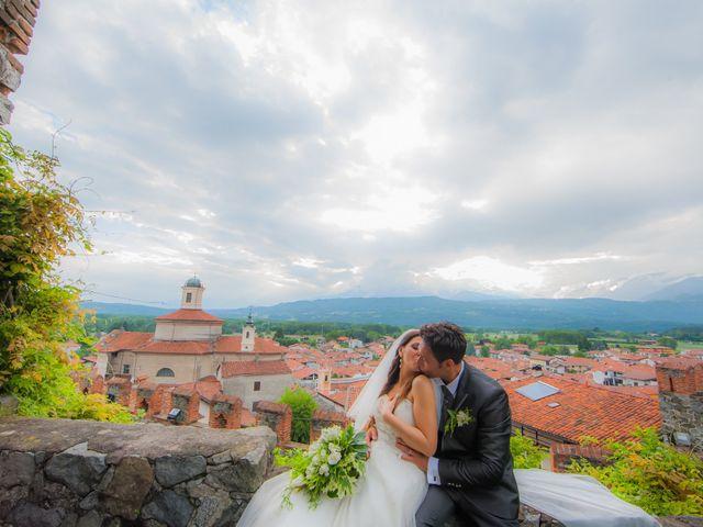 Il matrimonio di Angelo e Barbara a Pavone Canavese, Torino 19