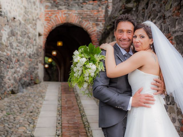 Il matrimonio di Angelo e Barbara a Pavone Canavese, Torino 21