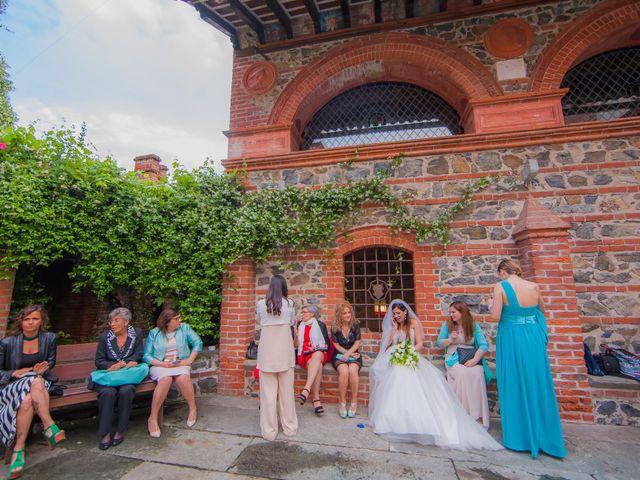 Il matrimonio di Angelo e Barbara a Pavone Canavese, Torino 27