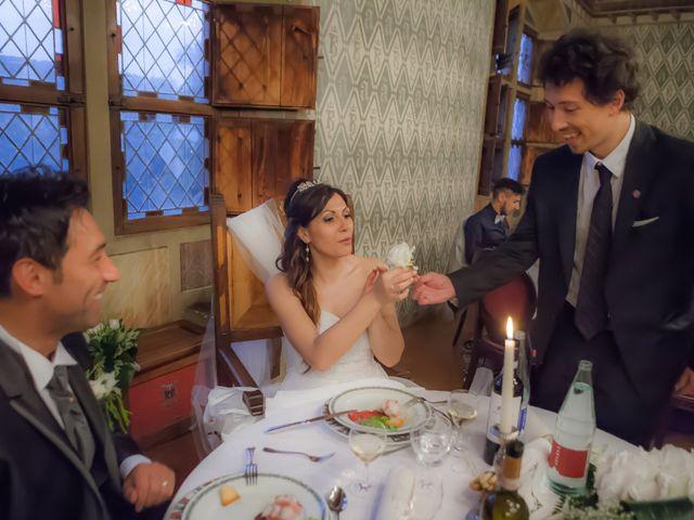 Il matrimonio di Angelo e Barbara a Pavone Canavese, Torino 31