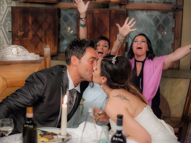 Il matrimonio di Angelo e Barbara a Pavone Canavese, Torino 32