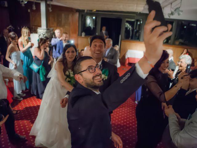 Il matrimonio di Angelo e Barbara a Pavone Canavese, Torino 35