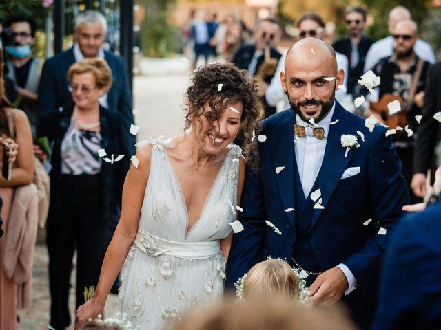 Il matrimonio di Danilo e Ilaria a Monopoli, Bari 16