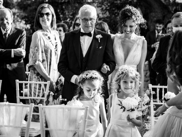 Il matrimonio di Danilo e Ilaria a Monopoli, Bari 11