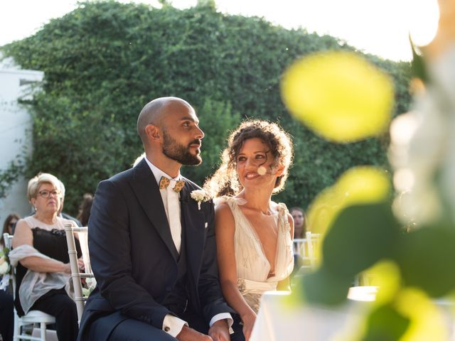 Il matrimonio di Danilo e Ilaria a Monopoli, Bari 12