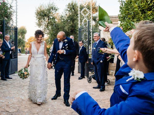 Il matrimonio di Danilo e Ilaria a Monopoli, Bari 17