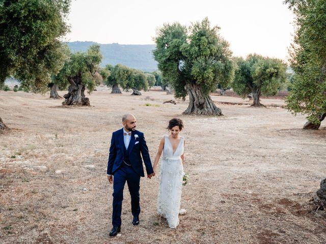Il matrimonio di Danilo e Ilaria a Monopoli, Bari 18