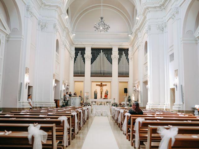 Il matrimonio di Samantha e Samuele a Jesi, Ancona 2