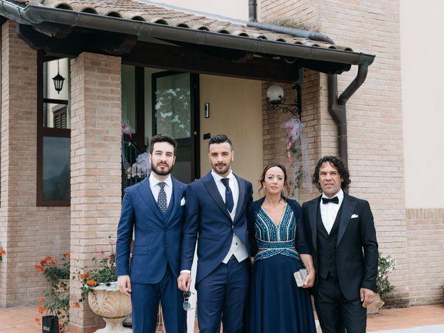 Il matrimonio di Samantha e Samuele a Jesi, Ancona 7