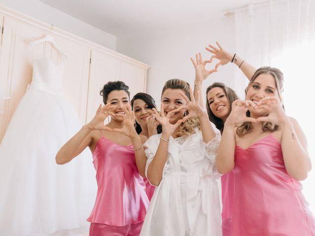 Il matrimonio di Samantha e Samuele a Jesi, Ancona 21