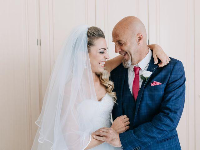 Il matrimonio di Samantha e Samuele a Jesi, Ancona 22