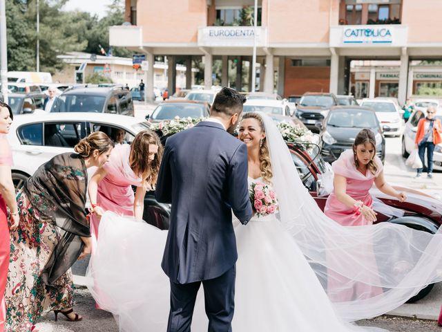 Il matrimonio di Samantha e Samuele a Jesi, Ancona 27