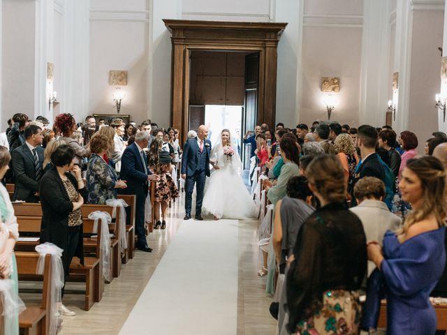 Il matrimonio di Samantha e Samuele a Jesi, Ancona 31