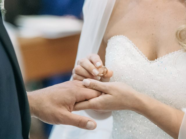 Il matrimonio di Samantha e Samuele a Jesi, Ancona 34