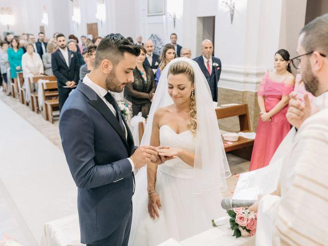 Il matrimonio di Samantha e Samuele a Jesi, Ancona 35
