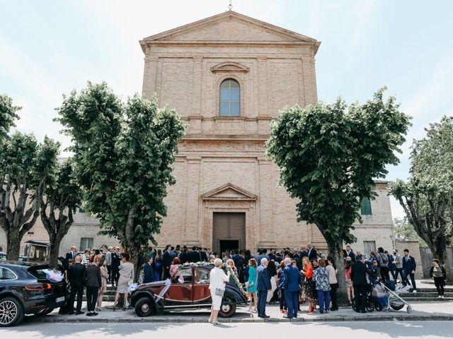 Il matrimonio di Samantha e Samuele a Jesi, Ancona 38