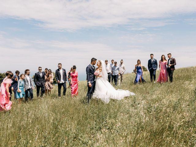 Il matrimonio di Samantha e Samuele a Jesi, Ancona 40