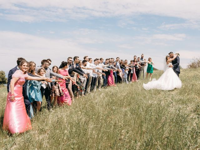 Il matrimonio di Samantha e Samuele a Jesi, Ancona 41